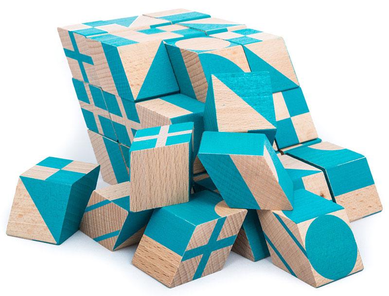 Rombi Puzzle 36